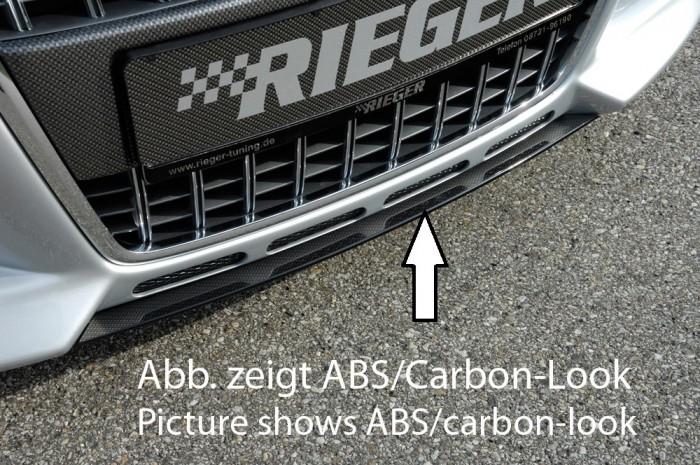 Rieger Spoilerschwert für Audi A3 (8P) - 7483