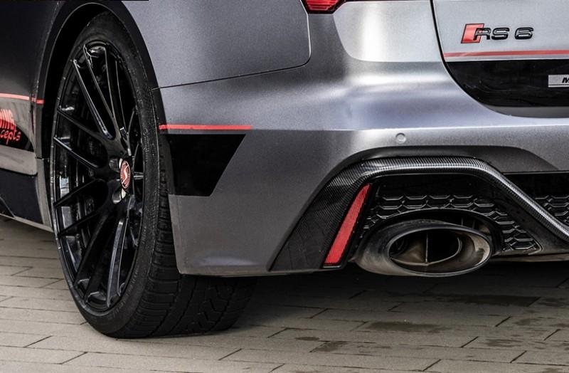Audi RS6 Sportauspuff