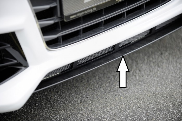 Rieger Spoilerschwert für Audi A3 (8V) - 5466