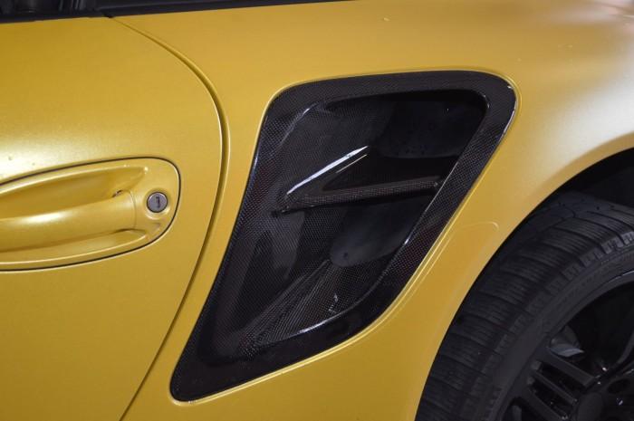 Friedrich Motorsport Carbon Lufteinlass (Satz)