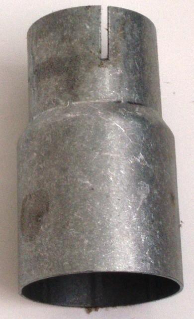 Reduziermuffe 63.5 - 50mm