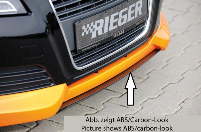 Rieger Spoilerschwert für Audi A3 (8P) - 7475