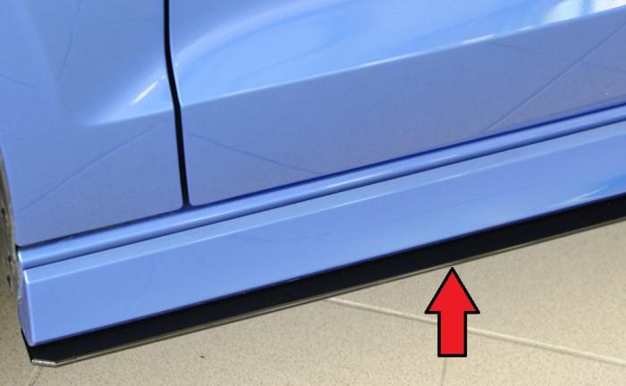 Rieger Seitenschwelleransatz für Audi A3 (8V) - 7389