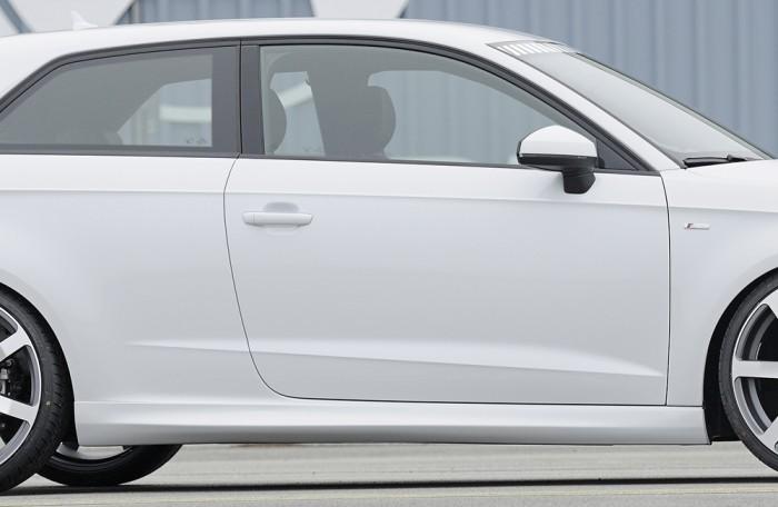 Rieger Seitenschweller für Audi A3 (8V) - 7445