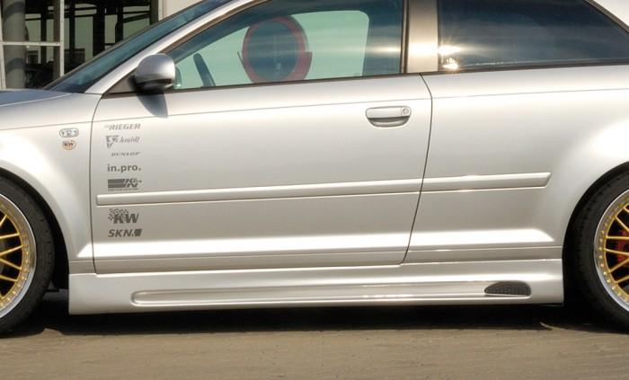 Rieger Seitenschweller für Audi A3 (8P) - 7508