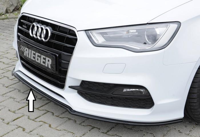 Rieger Spoilerschwert für Audi A3 (8V) - 6059
