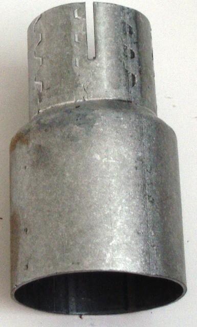 Reduziermuffe 63.5 - 42mm