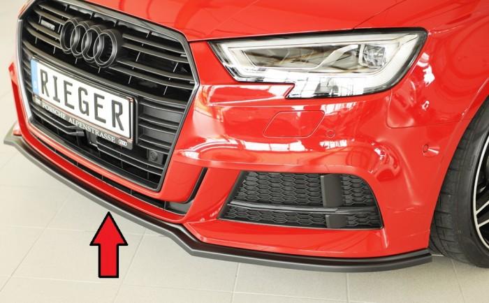 Rieger Spoilerschwert für Audi A3 (8V) - 7363