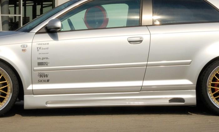 Rieger Seitenschweller für Audi A3 (8P) - 7471