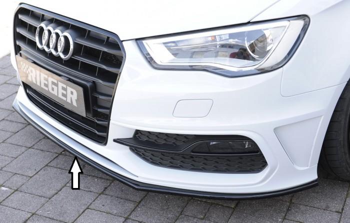 Rieger Spoilerschwert für Audi A3 (8V) - 6063