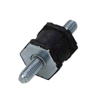 Gummibock 8mm