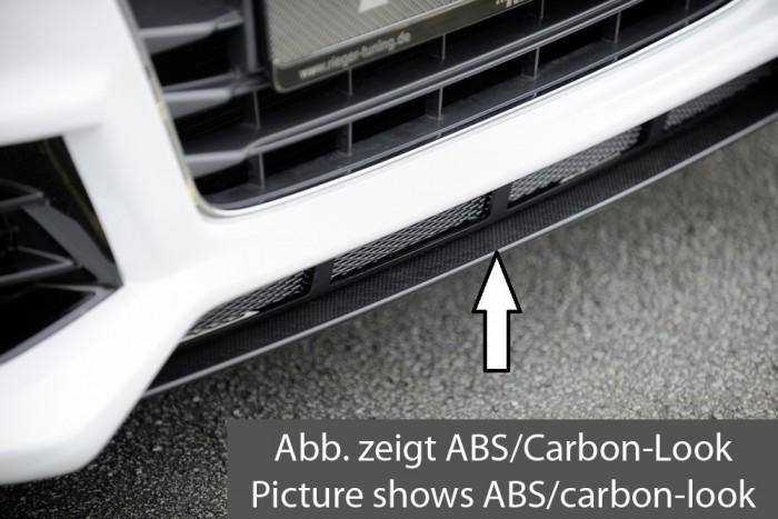Rieger Spoilerschwert für Audi A3 (8V) - 7421