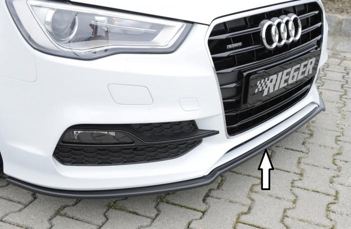 Rieger Spoilerschwert für Audi A3 (8V) - 7403