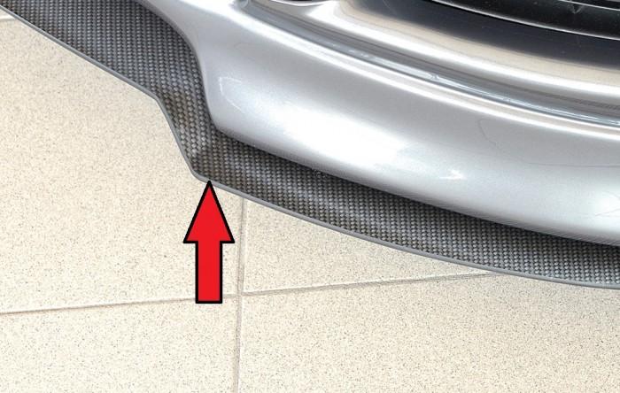 Rieger Spoilerschwert für Audi A3 (8P) - 5774
