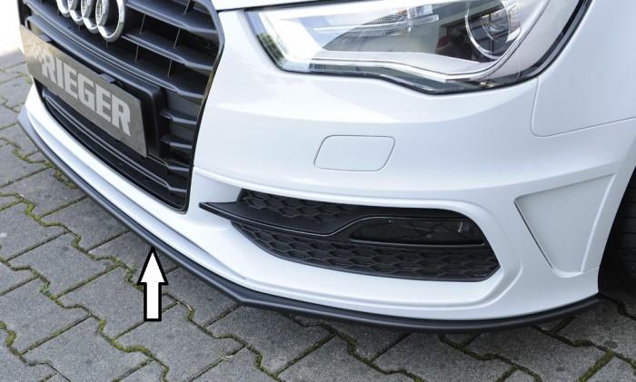 Rieger Spoilerschwert für Audi A3 (8V) - 7417