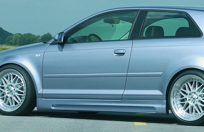 Rieger Seitenschweller für Audi A3 (8P) - 7512