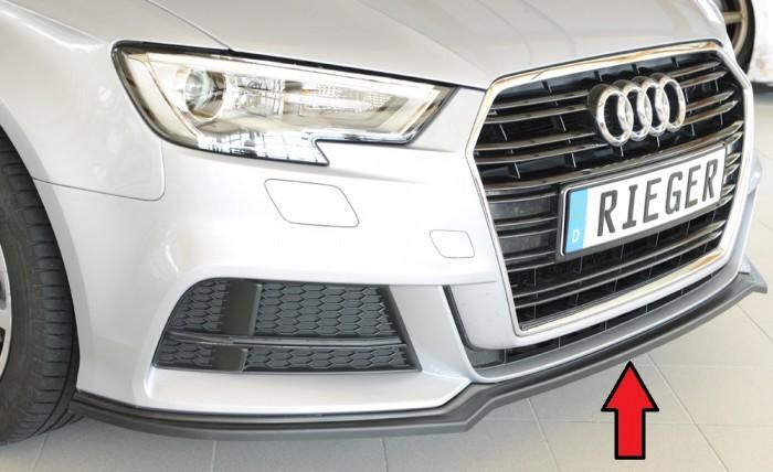 Rieger Spoilerschwert für Audi A3 (8V) - 7359